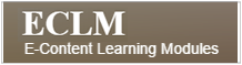 E-Content Learning Modules